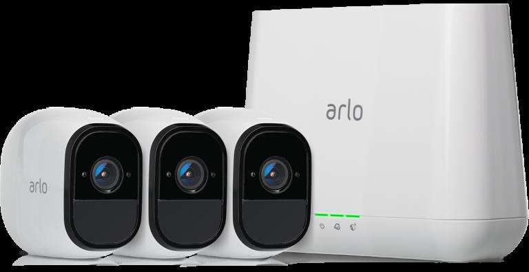 NETGEAR Arlo Proでホームセキュリティ構築