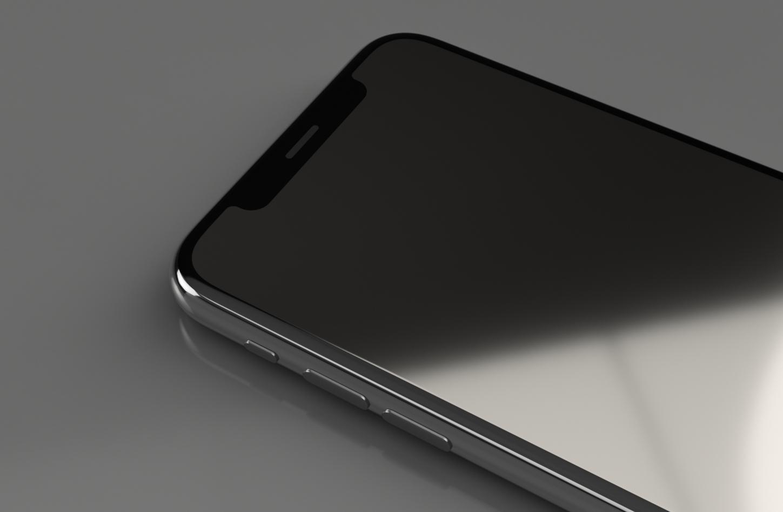 iPhone XのケースをFusion360でデザイン