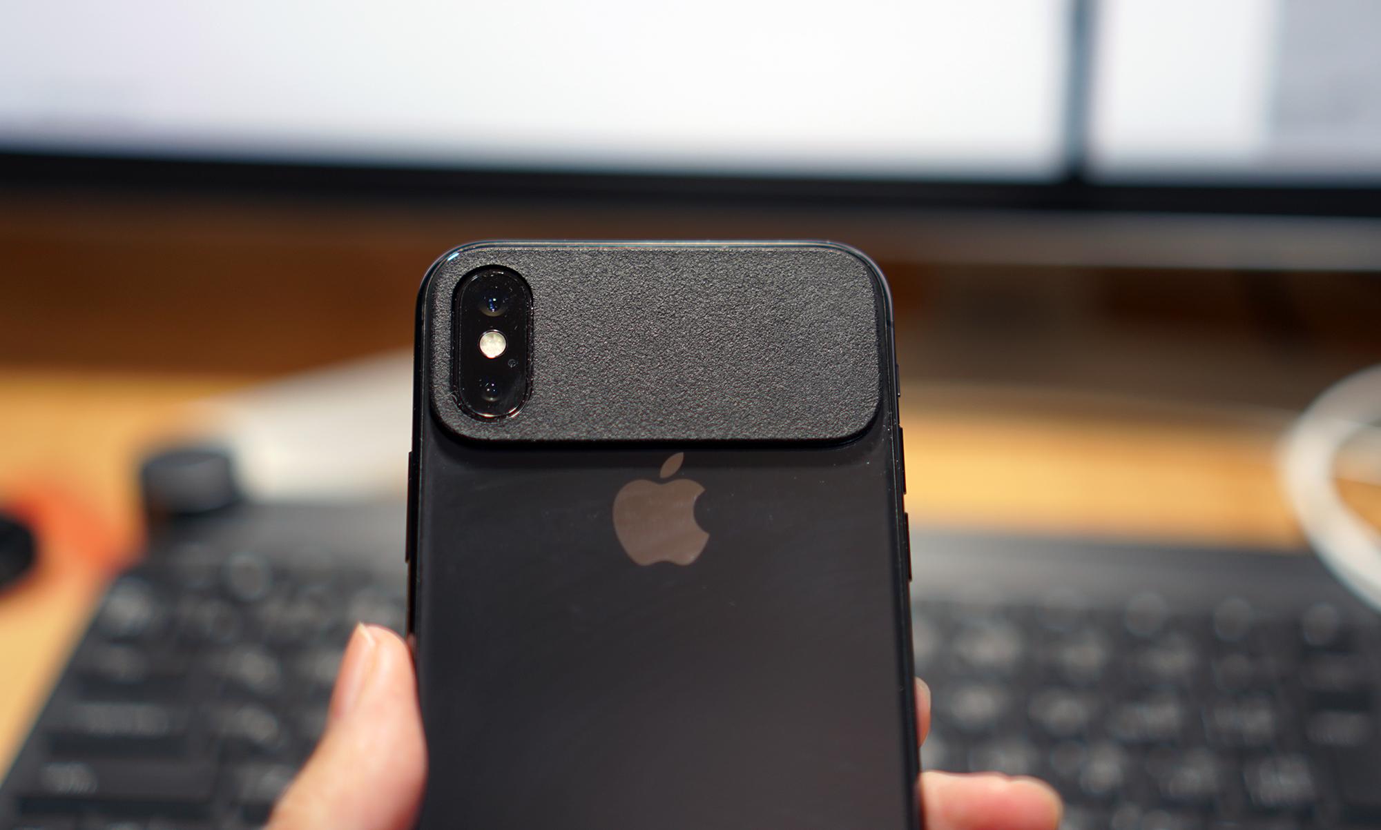 iPhone XのケースをFusion360でデザイン 続き②