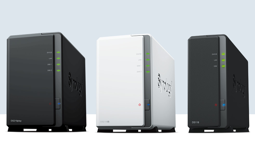 Synology DS218play DS218j 発表