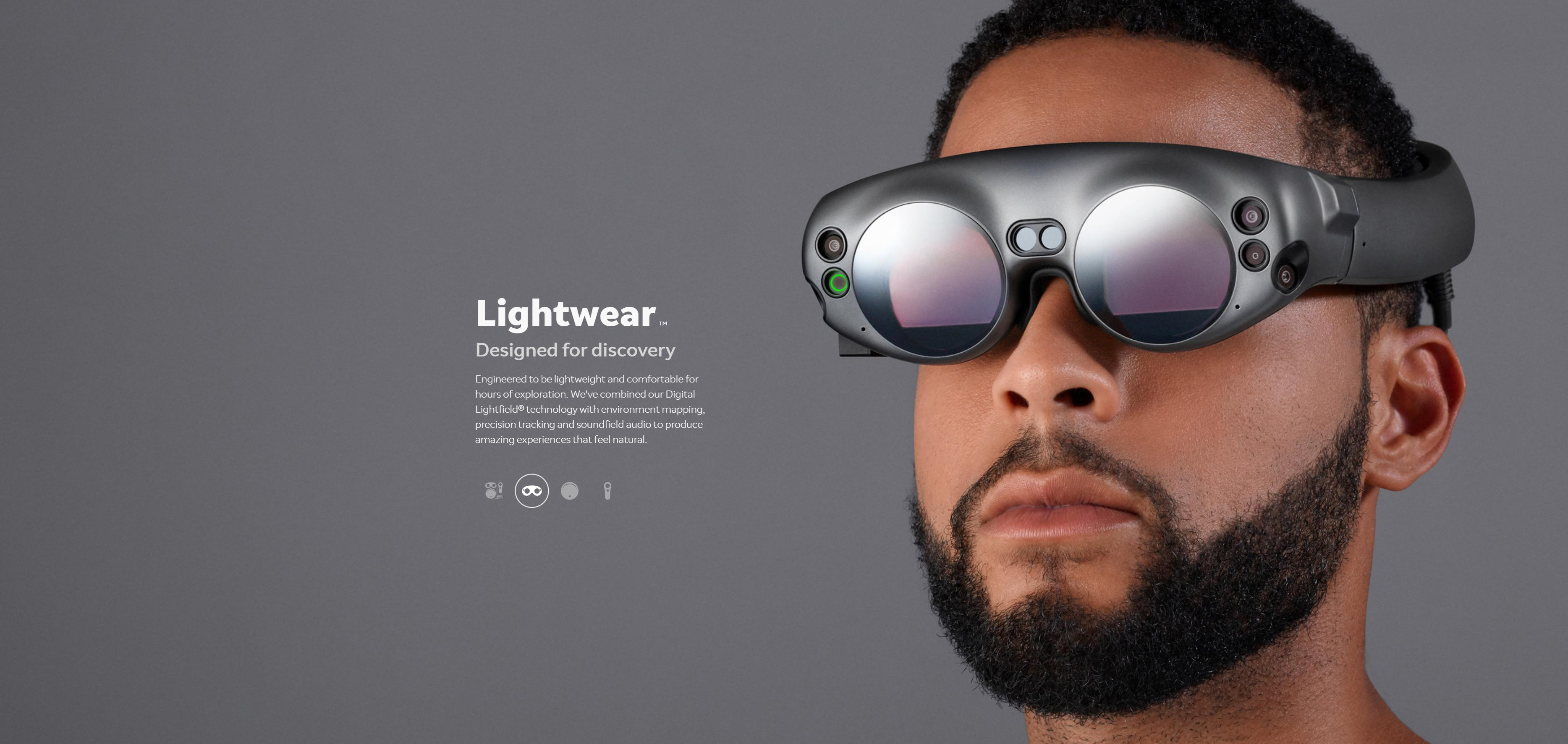 magicleap いよいよ Magic Leap One Creator Edition発表