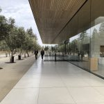 Apple Park Visitor Center 聖地訪問
