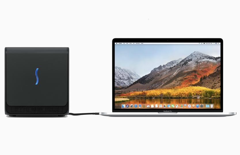 いま手に入るMacBook Pro向けeGPUボックス