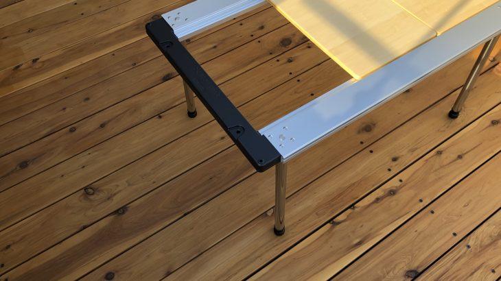 ルーフ兼アウトドア用テーブル選び snowpeak IGTシステム購入