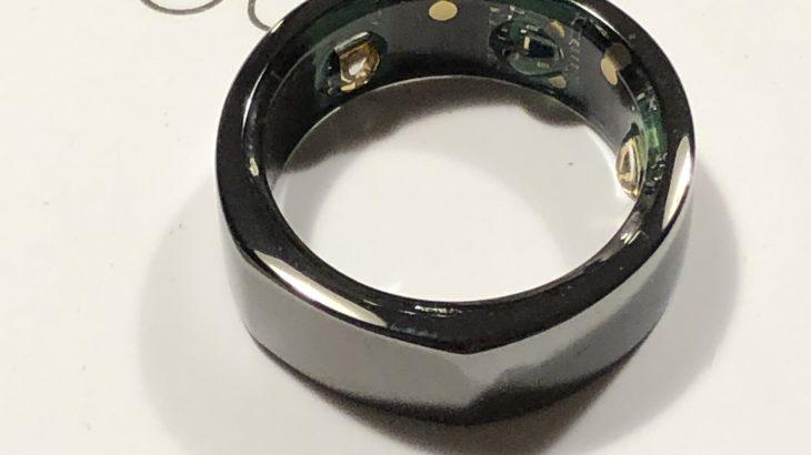 OURA Ring オウラリングが届きました。